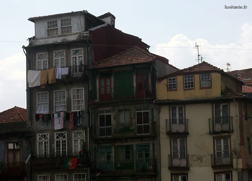 Buildings of Porto