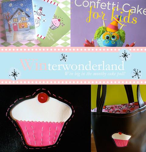 WINterwonderland Giveaway!