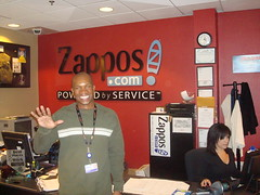 Zac at Zappos