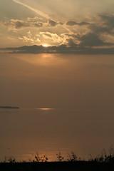 Setting Sun (DavidJNoel) Tags: sunset lake dusk lachine lakestlouis fineartphotos ultimateshot flickrbestpics