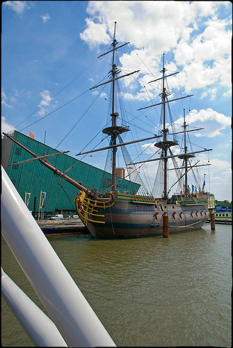 East Indiaman Amsterdam m.mcholm-amsterdam_holland-29 by Mike McHolm.