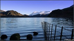 ennerdale lake and fells (jadduke) Tags: uk lake snow water valley cumbria fell ennerdale absolutelystunningscapes