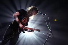 Opeth Dublin (XmishimaX) Tags: dublin opeth akerfeldt