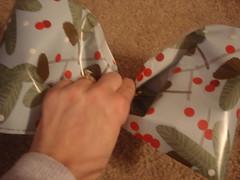 3094768808 0e48f6b745 m A Gift Wrap Bow Tutorial