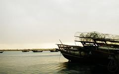 ||   || part 1 ----> no Edit ^^ (|| F A T M A || ) Tags: sea beach boat fatma qatar seef alwakra qtr    wakra     b7r q6r