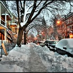 Montreal l'hiver!