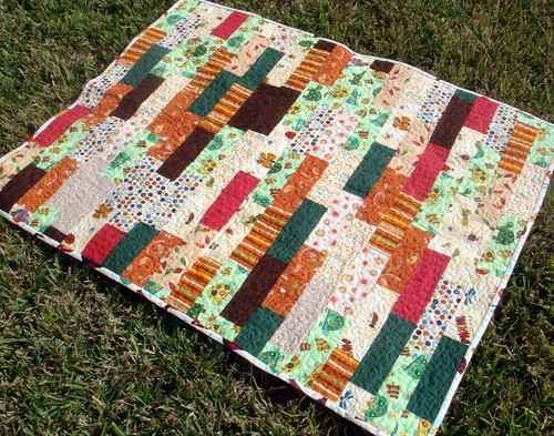 second brick quilt