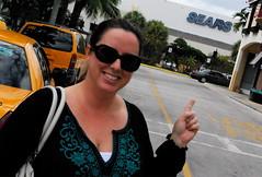 Kristie at Sears Aventura