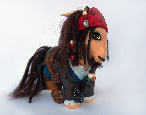 My little pony Jack Sparrow