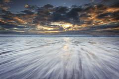 Bungan Blue Rush (Tim Donnelly (TimboDon)) Tags: ocean sea sunrise bravo australia rush nsw cokin bungan
