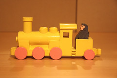 woodcraft: monkey conductor