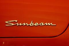 Sunbeam logo (Richard Wintle) Tags: toronto logo tiger autoshow 2009 sunbeam