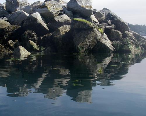 the pile o'rocks