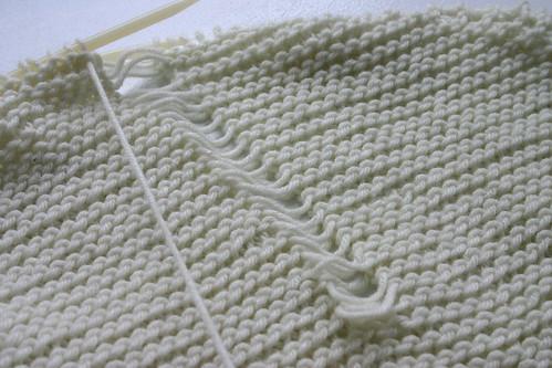 Knitting Blunder