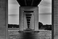 Belleville Bridge (drewhosick) Tags: bridge delete9 delete5 delete2 delete6 10 delete7 belleville delete8 delete3 delete delete4 save hdr princeedwardcounty princeedwarddistrict