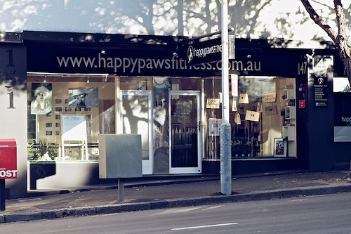 twoguineapigs Pet Photography photographic exhibition opening at Happy Paws Fitness, Sydney.