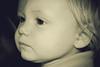 Kiki (Maud Isabella) Tags: baby girl kid looking little serieus