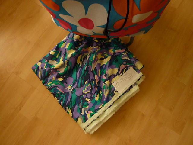 Fabric and Funky Trolley