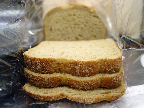 bread part of sandwich