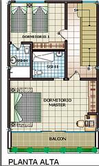 Vistazul Floor Plan