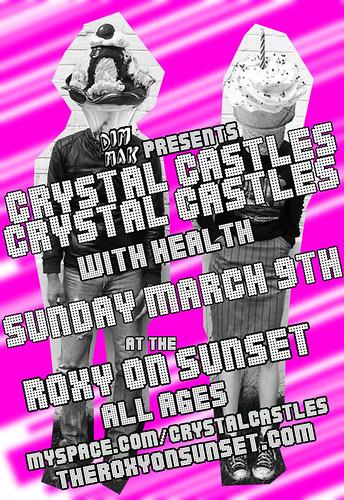 Crystal Castles 3/9
