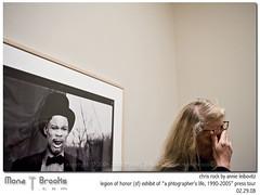 Chris Rock by Annie Leibovitz (SFMONA) Tags: sf sanfrancisco california exhibition legend legionofhonor chrisrock sanfranciscomagazine aphotographerslife annieleibovitx april2008issue