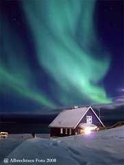 Nuuk: Dance of the dead (Jesper Albrechtsen) Tags: winter light snow vinter greenland sne grnland nuuk norther