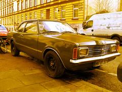 der Knudsen Taunus (jens.lilienthal) Tags: auto classic cars ford car vintage hamburg voiture oldtimer autos taunus eimsbüttel voitures youngtimer knudsen kantsteinlegenden
