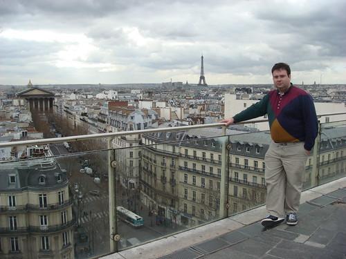 Adam in Paris