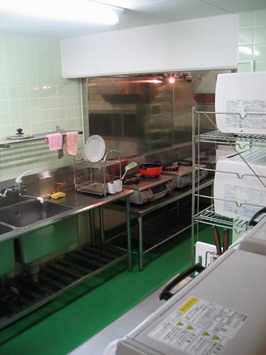 乾淨的廚房