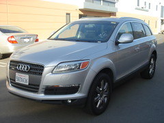 DSC07455 (euromotor-gallery) Tags: audi 2007 q7