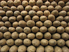 potatoes. photo by Great Beyond (via Creative Commons)