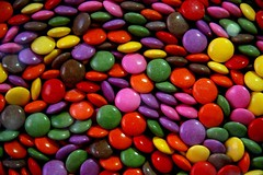 Smarties (MacGBeing) Tags: pink ireland red dublin brown colour green yellow dof thankyou purple candy chocolate treats smarties sweets vendingmachine carbs calories formycontacts colorfulcandy alittletreat colourfulcandy whocomment