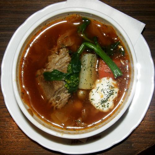 ボルシチ │ 食べ物 │ 無料写真素材