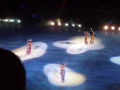 Disney on Ice: Princess Wishes - Ariel's Sisters (RiverNaiad) Tags: sisters daughters alana triton ariels adella disneyonice arista andrina attina princesswishes aquata