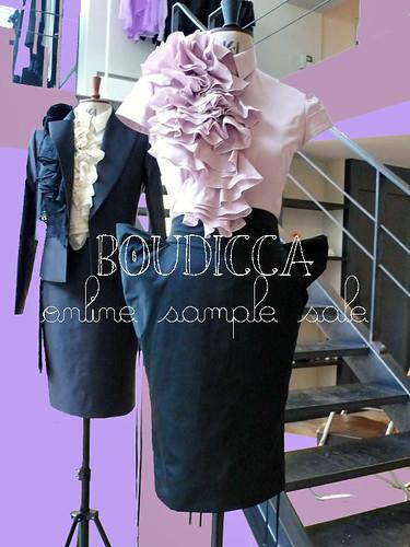 Boudicca SAMPLE SALE Online
