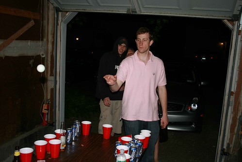 Beer Pong James Hoffman