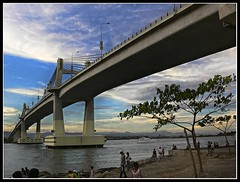 Marcelo Fernan Bridge (micxs032(al michael)) Tags: bridge philippines panasonic cebu mactan marcelofernan