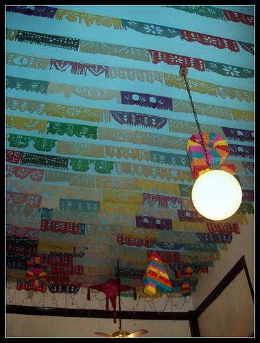 la fiesta ceiling