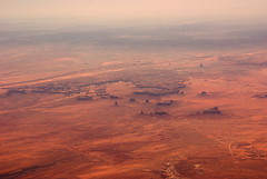 Mars? No! Utah! :-) (Vitor Rodrigues) Tags: park red sky mars usa monument utah flight national valley monumentvalley aa inspiring