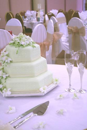 2567035641 190ba46f66 141 ideias de casamento verde e branco