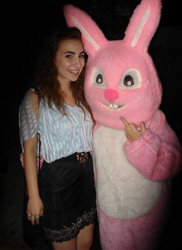 Me and Bunny