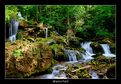 Brenschtzklamm (nune) Tags: wood nature water forest ilovenature waterfall 2008 naturesfinest blueribbonwinner brenschtzklamm 5photosaday lotic aplusphoto diamondclassphotographer flickrdiamond