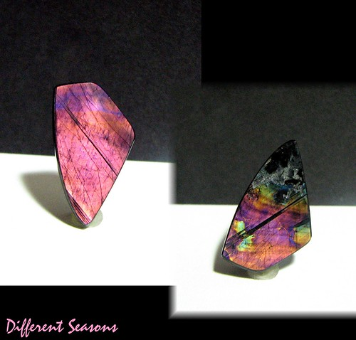 Flaming Magenta 20.5 carats 31mm by 18mm