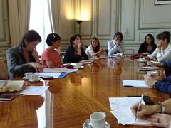 Atelier des Assises du Numérique : les femmes et usages de l'Internet