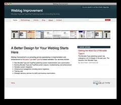 WeblogImprovement.com