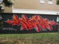 reser (TOT crew) Tags: original urban streetart color writing torino graffiti team cowboy letters style spray urbanart tots characters walls tot dank muri wens paok spraycans reser hallfame sirtwo topoftorino totcrew