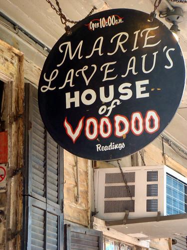 marie laveau voodoo