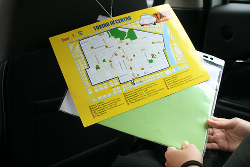 Taxi map