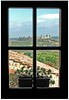 La finestra (Gianpy 74) Tags: windows panorama color tower window colors wall towers finestra walls mura toscana cinta colori forte cornice fortezza fortificazione